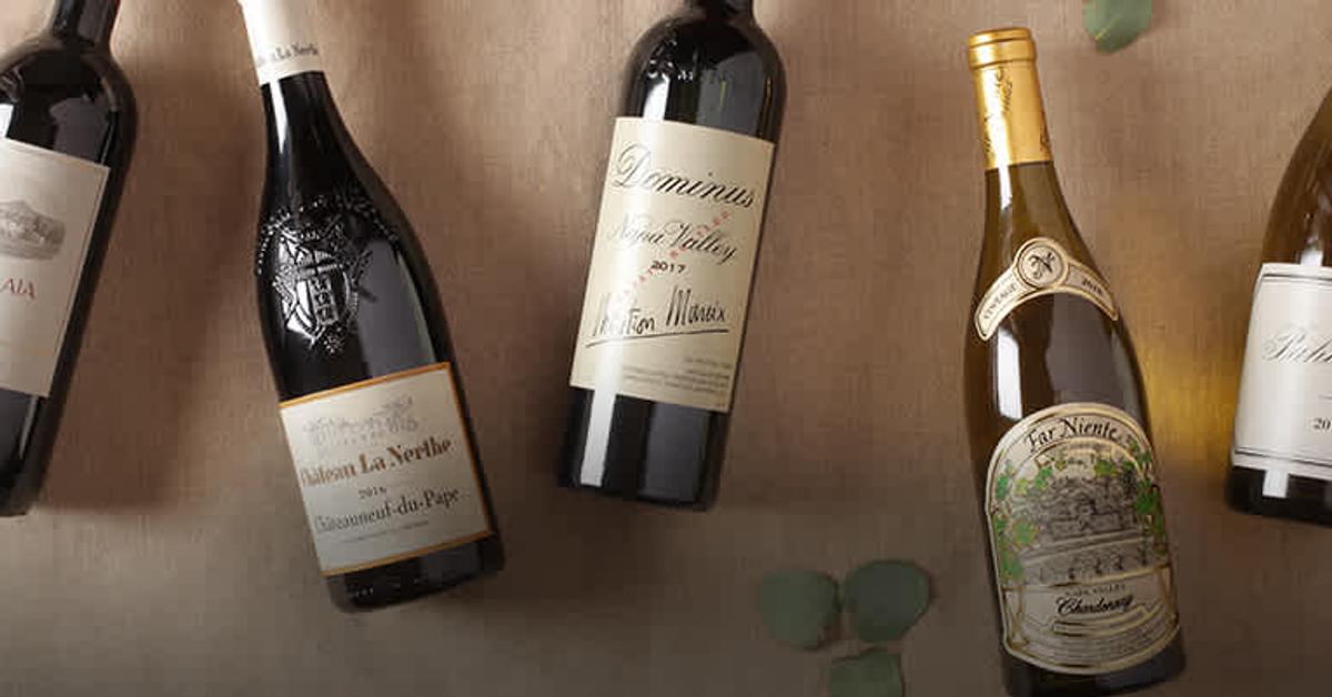 乾杯!敬新的一年,新的你!快來集運美國Wine.com