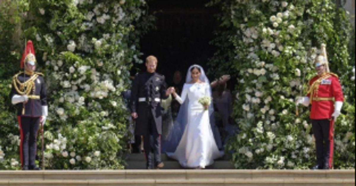 Style|揭秘皇室婚禮