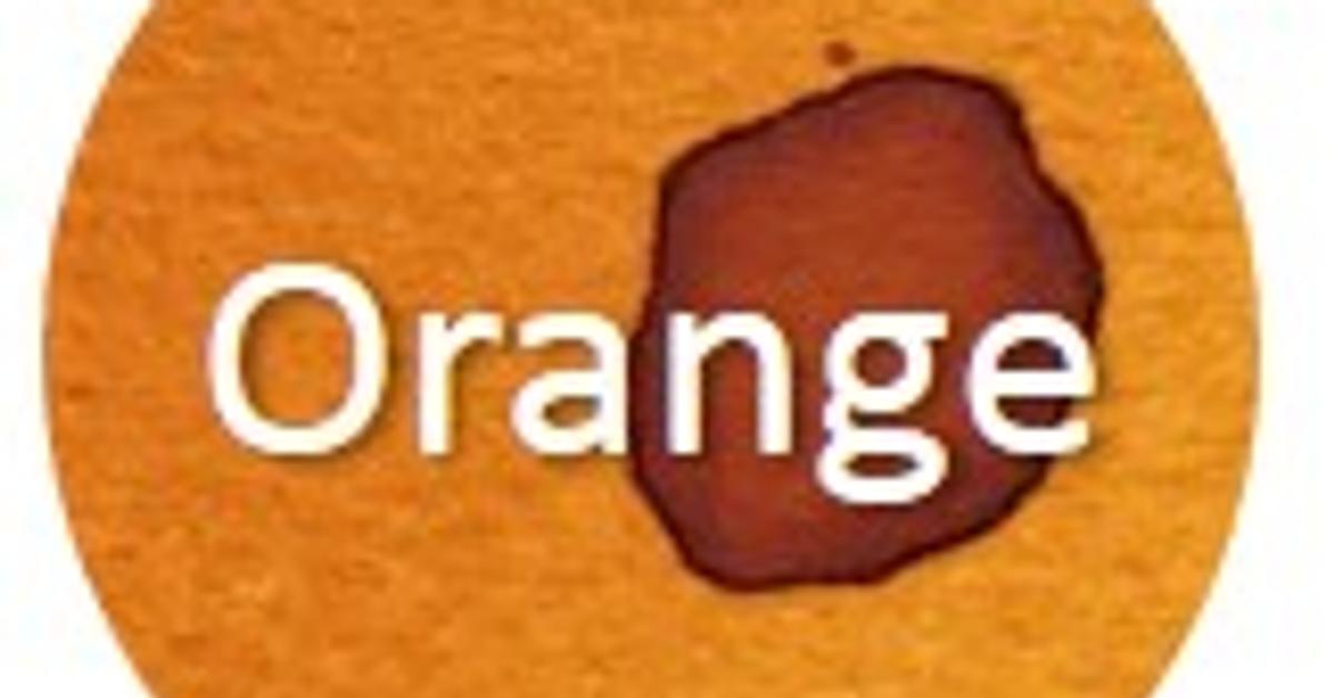 Robert Oster - Oranges