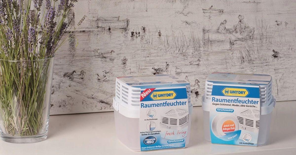 控制濕度的專家【HUMYDRY 璇浮式環保除濕盒】|HOBUY