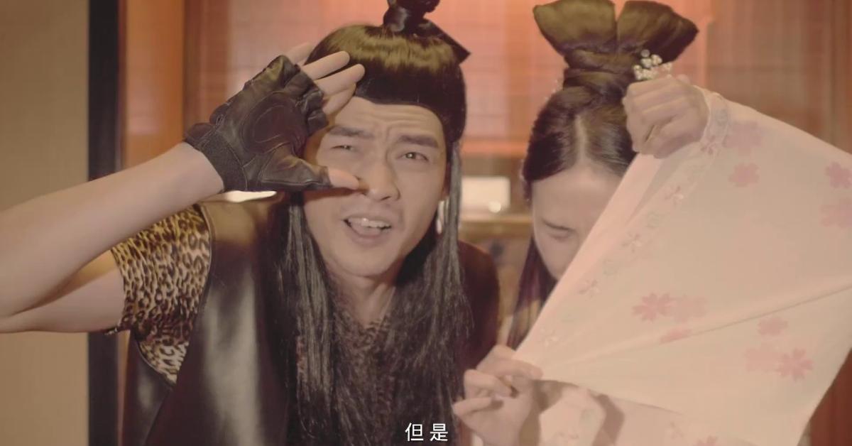 國立臺灣圖書館電子書計次服務推廣短片〈飛上雲端來閱讀〉──究竟阿娥與阿羿怎麼〈飛上雲端來閱讀〉
