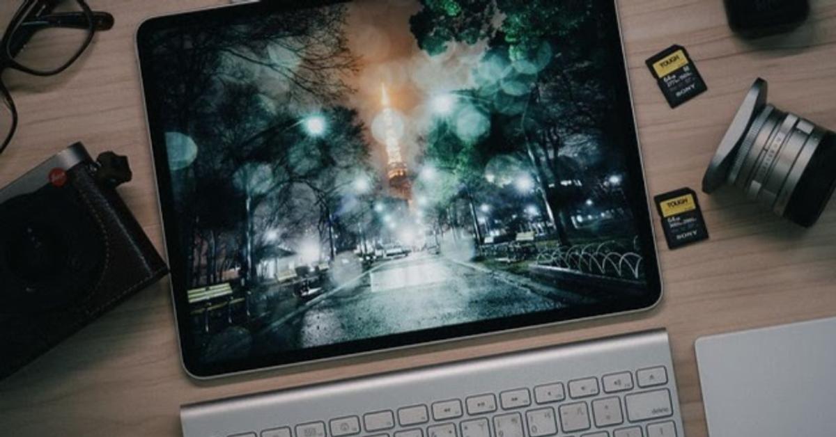 攝影師數位筆記:Apple iPad Pro M1 12.9