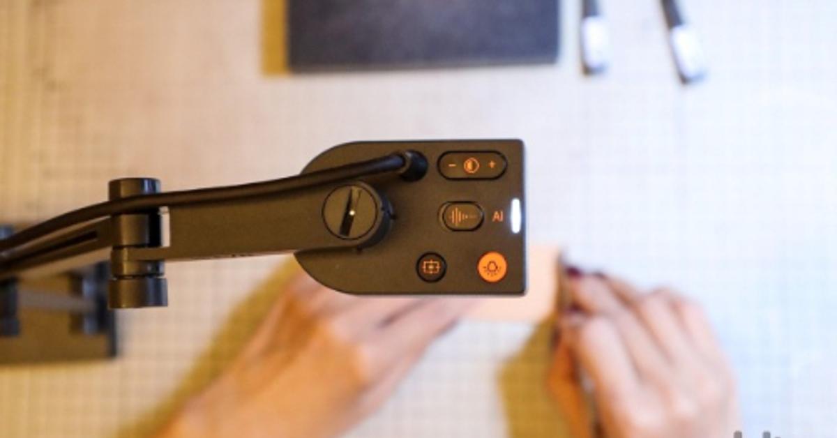 【3C開箱】V4K PRO專業視訊教學/協作攝影機|疫情時代的遠距教學必備工具 | 十八Team|八年級生的吃喝玩樂日誌