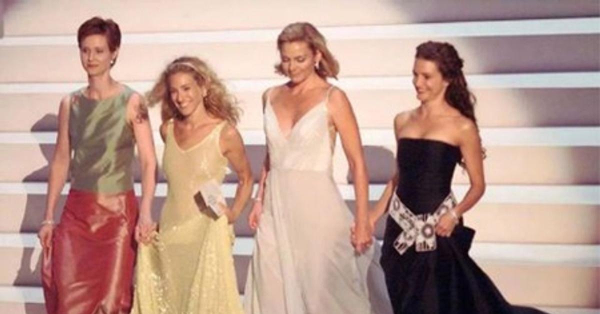 Style|《流金歲月》VS《慾望都市》,女主穿搭你Pick誰?