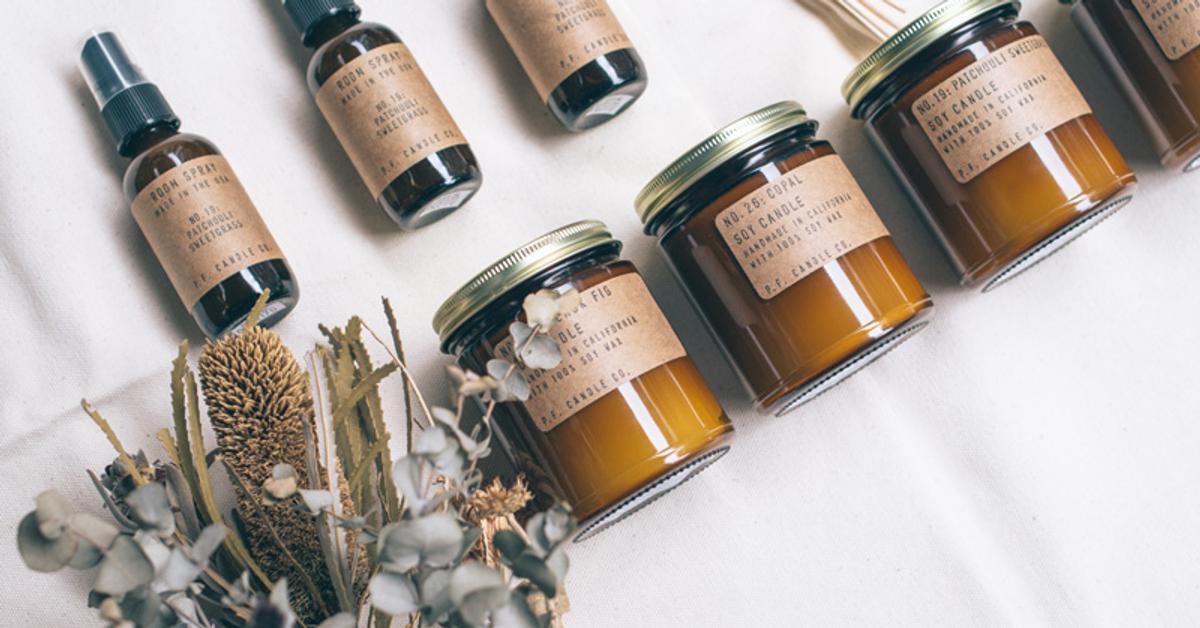 P.F. Candle Co. 來自加州的天然香氛 | 30select