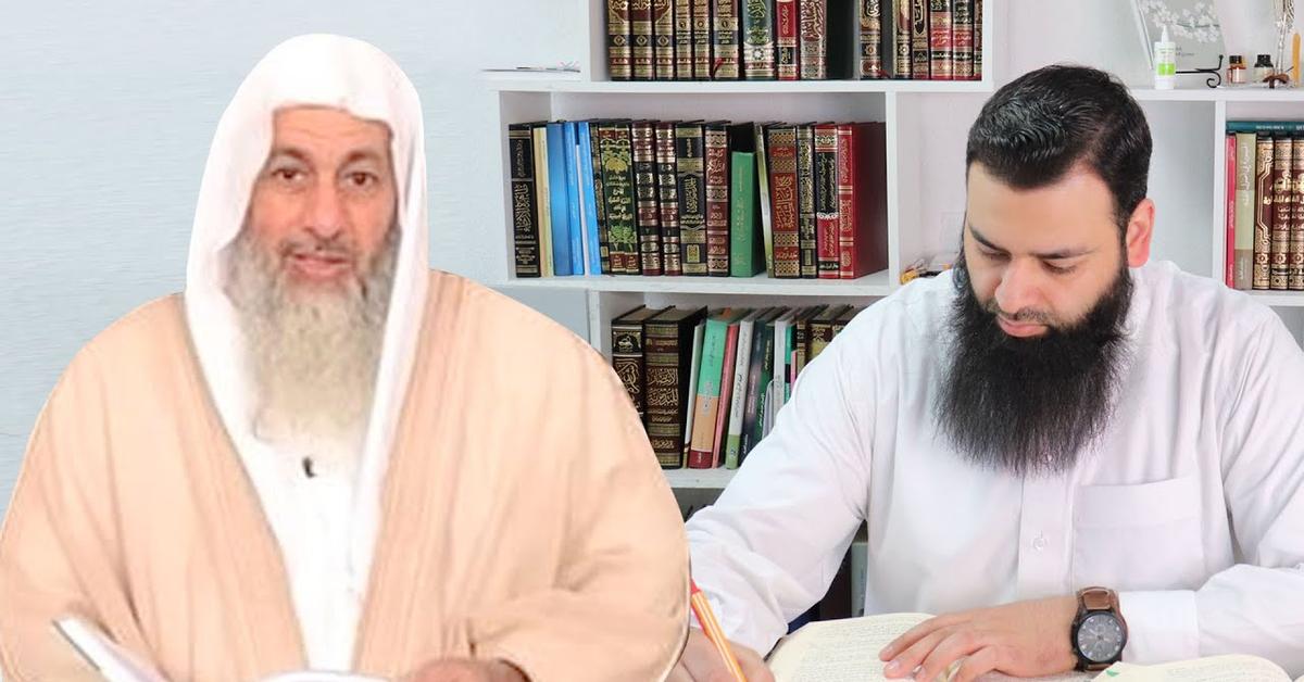 الشيخ مصطفى العدوي وكلامه المشكل عن أصول الفقه