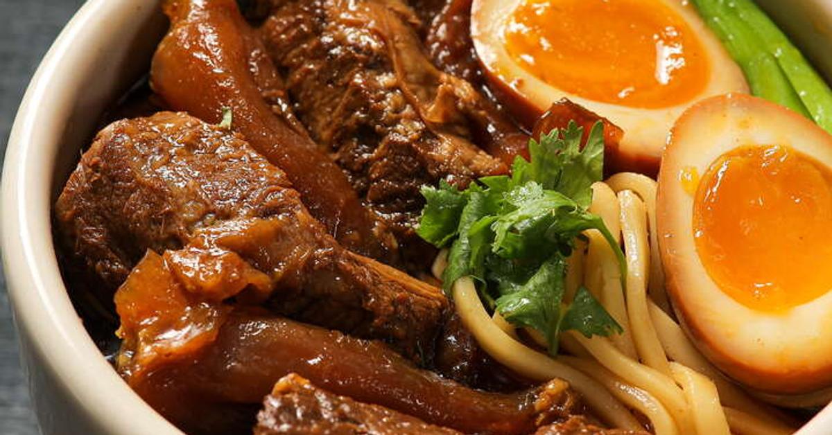 牛肉麵嘉年華 - 晶華美食到你家   五星美饌外帶外送餐   台北晶華酒店
