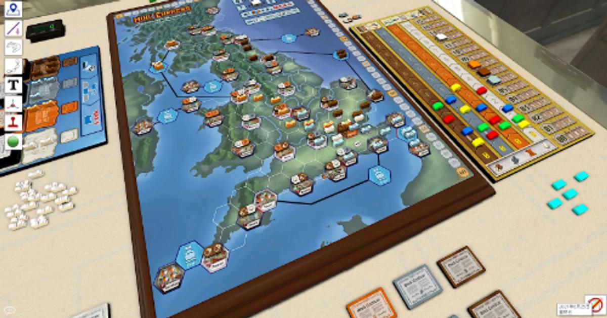 Steam Workshop::Mini Express (United Kingdom Map)