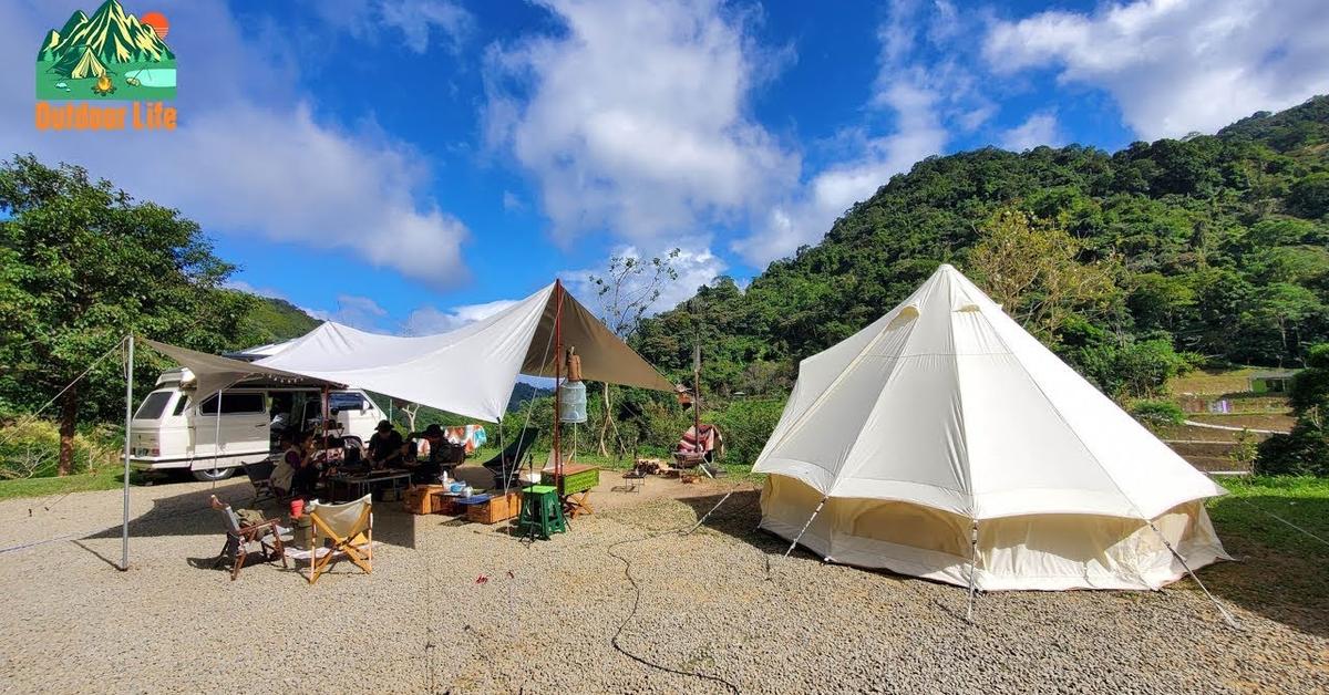 【Outdoor Life #4】冬季露營的展開 |姚元浩X路嘉怡X李易 |新安東京海上產險