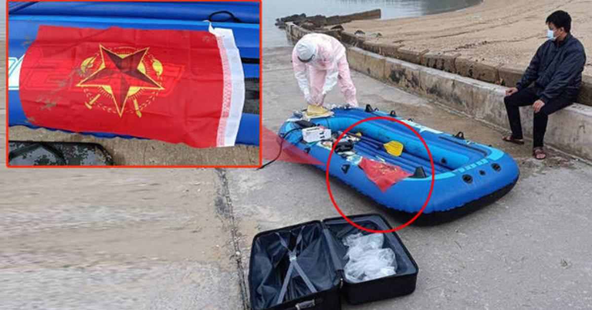 來者恐不善!偷渡金門攜紅旗 被認出恐「中共作戰 3 元素」 - 政治 - 自由時報電子報
